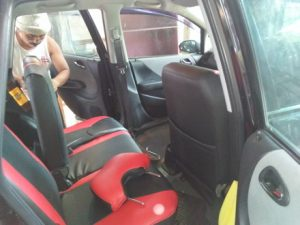 Servis Jok Mobil