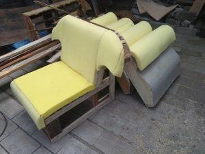 Rangka Sofa dg Sepon