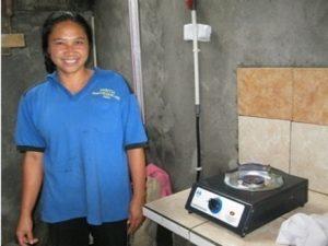 Memasak dg Biogas