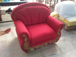 Buat Sofa Baru lebar 60 cm