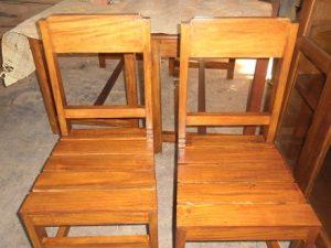 Kursi kayu 2