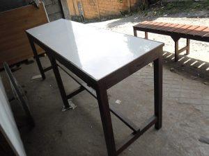 Meja Bangku Warung