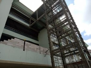 Pembangunan Gedung COVID-19 RSUD KAPAL -BADUNG BALI (2)