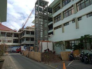 Pembangunan Gedung COVID-19 RSUD KAPAL -BADUNG BALI (3)