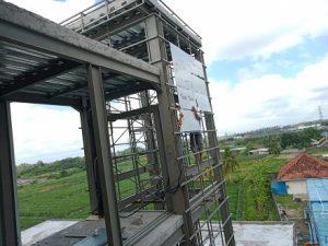 Pembangunan Gedung COVID-19 RSUD KAPAL -BADUNG BALI (4)