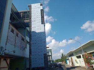 Pembangunan Gedung COVID-19 RSUD KAPAL -BADUNG BALI (5)