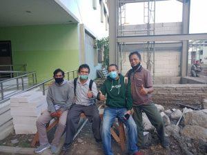 Pembangunan Gedung COVID-19 RSUD KAPAL -BADUNG BALI (8)