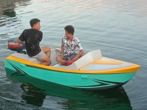 Mancing dg Kano (1)