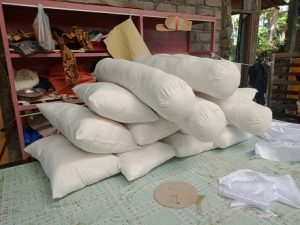 Bantal Dacron Stock (1)
