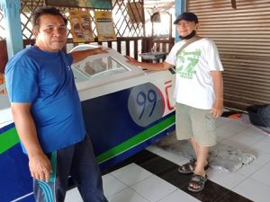 Youtuber Kano Bali (2)
