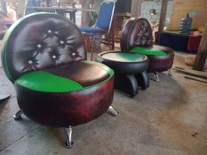 Sofa Bebek Bali Kombinasi