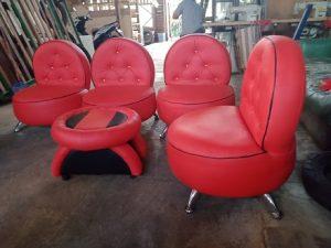Sofa Bebek Bali Empat Kursi (1)